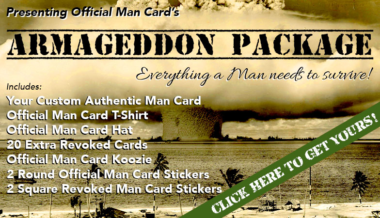 Armageddon Package